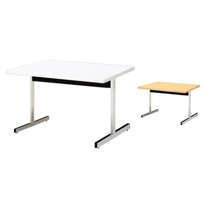 PLUS LM TABLE 会議テーブル 幅1200×奥行900×高さ700mm LM-120TR