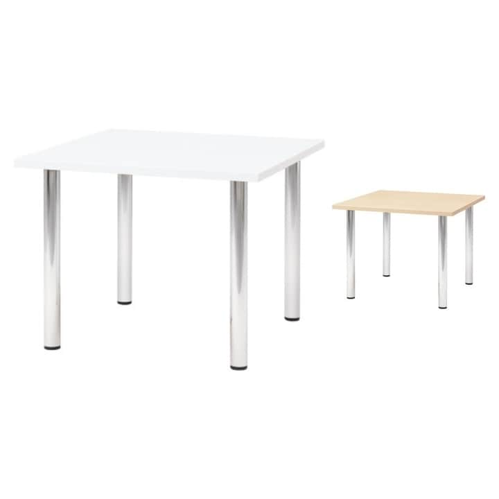 LM-90PS-P   LM TABLE 会議テーブル 幅900×奥行900×高さ700mm プラス(PLUS)